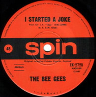 BEE GEES  -   I started a joke/ Kilburn towers (G5928/7s)