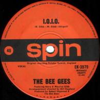 BEE GEES  -   I.O.I.O./ Sweetheart (G5927/7s)