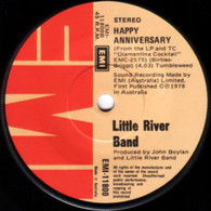 LITTLE RIVER BAND  -   Happy anniversary/ Lady (G60287/7s)