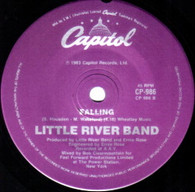 LITTLE RIVER BAND  -   Falling/ We two (G63191/7s)