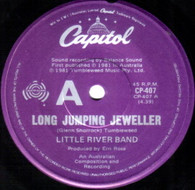 LITTLE RIVER BAND  -   Long jumping jeweller/ I don't worry no more (G67372/7s)