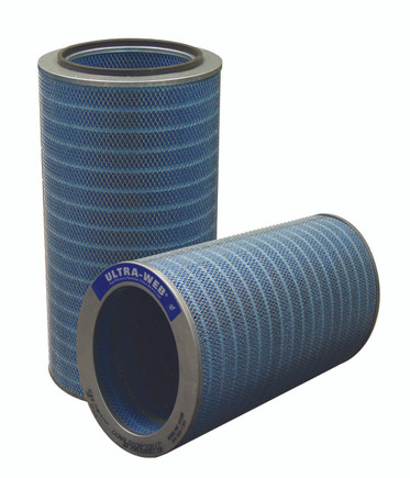 Donaldson Torit Dfo Ultra Web Filter Cartridge Pollution
