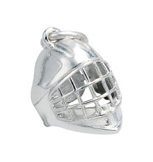 HOCKEY GOALIE HELMET PENDANT