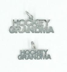 HOCKEY GRANDMA PENDANT