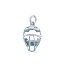 CATCHERS MASK PENDANT