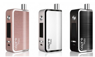 Aspire Plato 50W TC Starter Kit
