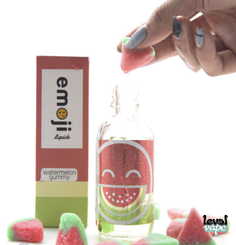 Emoji Liquids: Watermelon Gummy (60ml)