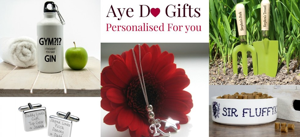 Personalised Gifts for Women Men and Girls and boys UB