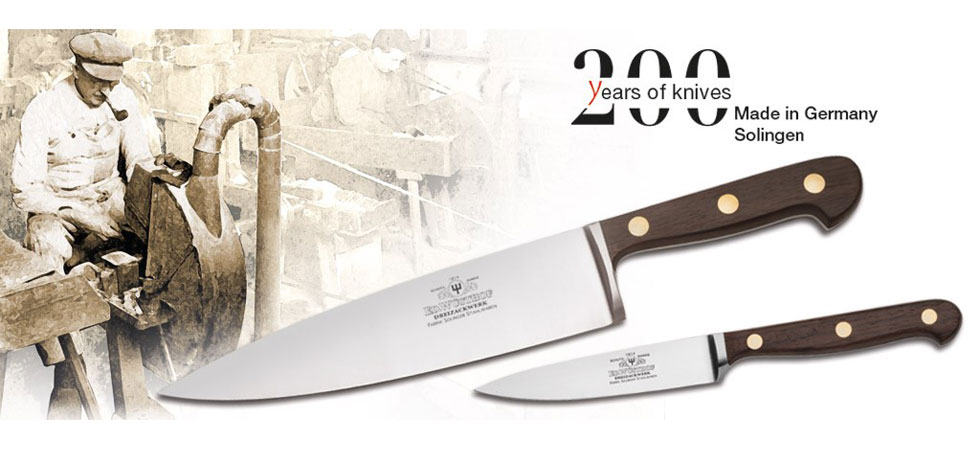 Wusthof Trident 200th Anniversary Chef Knife Set
