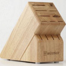 Wusthof 13 Slot Knife Storage Block - 2263