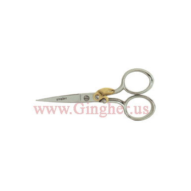 Gingher 4 Spring Action Embroidery Scissors G 4sa