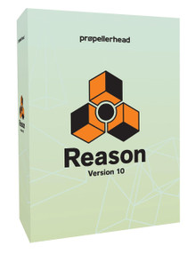 Propellerhead Reason 10 Student/Teacher Boxed Edition