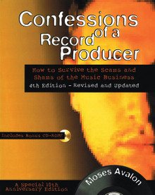 Confessions of a Record Producer- Moses Avalon