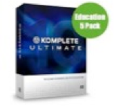 Native Instruments Komplete 10 Ultimate EDU 5-Pack
