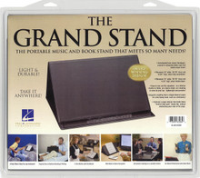 The Grand Stand - Portable Music and Bookstand (black)