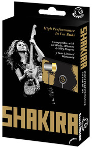 Shakira - In-Ear Buds