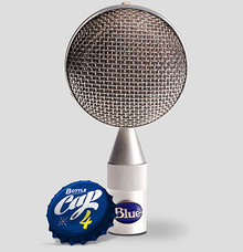 Blue Mic Bottle Capsule B4