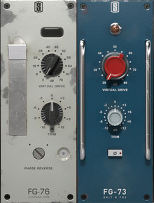 Slate Virtual Preamp Collection
