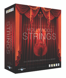EastWest HOLLYWOOD STRINGS V. GOLD