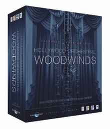 EastWest HOLLYWOOD ORCHESTRAL WOODWINDS V. GOLD