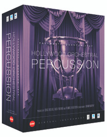 EastWest HOLLYWOOD ORCHESTRAL PERCUSSION  V. GOLD