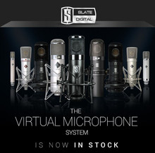 Slate Digital VMS One Virtual Microphone System