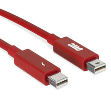 OWC Thunderbolt 2 Cable 1.65'- .5 Meters