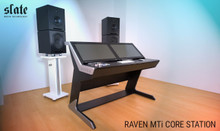 Slate RAVEN CORE Station Desk Only