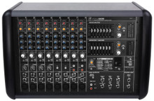 Mackie PPM Series Professional 8-Ch 1000W Powered Mixer PPM608