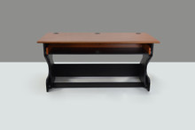 Zaor MIZA Z STUDIO DESK - BLACK CHERRY