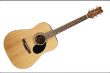 JASMINE GUITAR S35 NATURAL SATIN