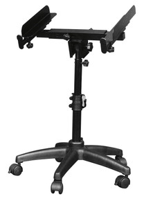 Heavy-duty base with casters