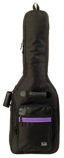 Custom-shaped to provide protection and transporting ease for your guitar