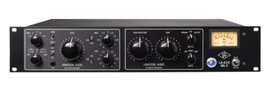 Universal Audio LA-610 MkII Classic Tube Recording Channel (Front)