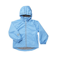 KIND 11 Rain Jacket in Azure Blue