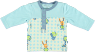 LITTLE 15 T-Shirt in Blue