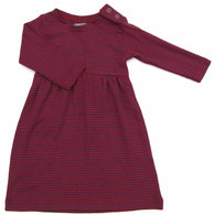 Stripy L/S Dress from Freoli