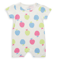 Picnic Apples Romper