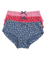 *25% Off!* GRACE Shorties, 3 Pack