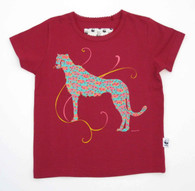 Cheetah T-Shirt for Girls
