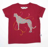 Cheetah T-Shirt for Girls