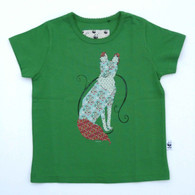 Indian Dhole T-Shirt for Girls