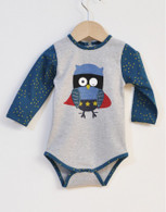 *40% Off!* The Super Owl Onesie