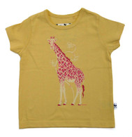 Rothchild's Giraffe T-Shirt for Girls