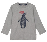 Quest Penguin Print Top