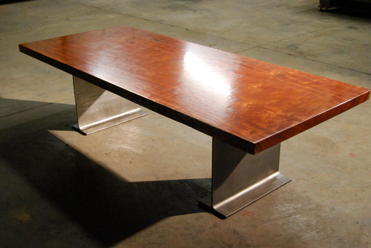 Delightful ... Web Jt Studio Bubinga Table ...