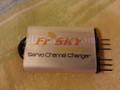 FrSky S.Bus servo channel changer (SBUS, CPPM)