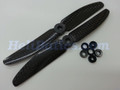 Pair 5x3.0 MINI Carbon fiber CW/CCW propeller 3G/PCS #16