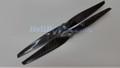 Pair 10x5 1050 Carbon fiber propeller 7.8mm hole Graupner style Tri/Quad/Hex/Octo/Multi-Copter #27