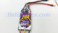 Afro HV 20A MultiRotor ESC High Voltage 3~8s SimonK firmware afro_HV
